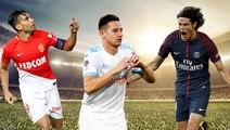 Les 10 meilleurs buteurs de Ligue 1 en activité en 2017