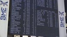 BBVA y Santander lideran las pérdidas de un Ibex que cae un 0,16% al cierre