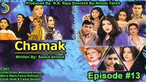 N.A. Raja Ft. Faisal Qureshi - Chamak Drama Serial | Episode #13