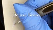 Deluxe Brows Microblading 3pins microblade tutorial-yFAKxbbUex8