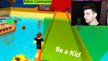 ROBLOX ADMIN COMMANDS TROLLING - Dailymotion Video