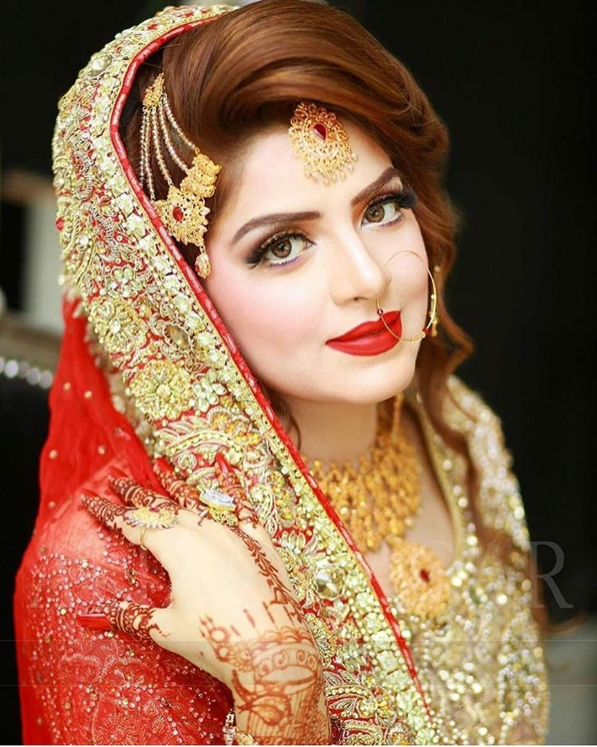 latest bridal makeup tutorial