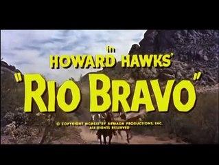 RIO BRAVO - Bande-annonce