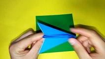 쉬운 F16 비행기 종이접기 How to make an F16 Eagle Jet Fighter Paper Plane   Easy Origami-CD7AB0PNm8s