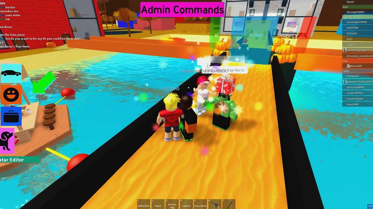 The True Bacon New Thumbnail Roblox Admin Commands Have Ruined Roblox Video Dailymotion