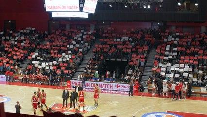 JL Bourg / Strasbourg 14ème journée PROA