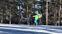 Cıbıltepe Kayak Merkezi yılbaşına hazır - KARS