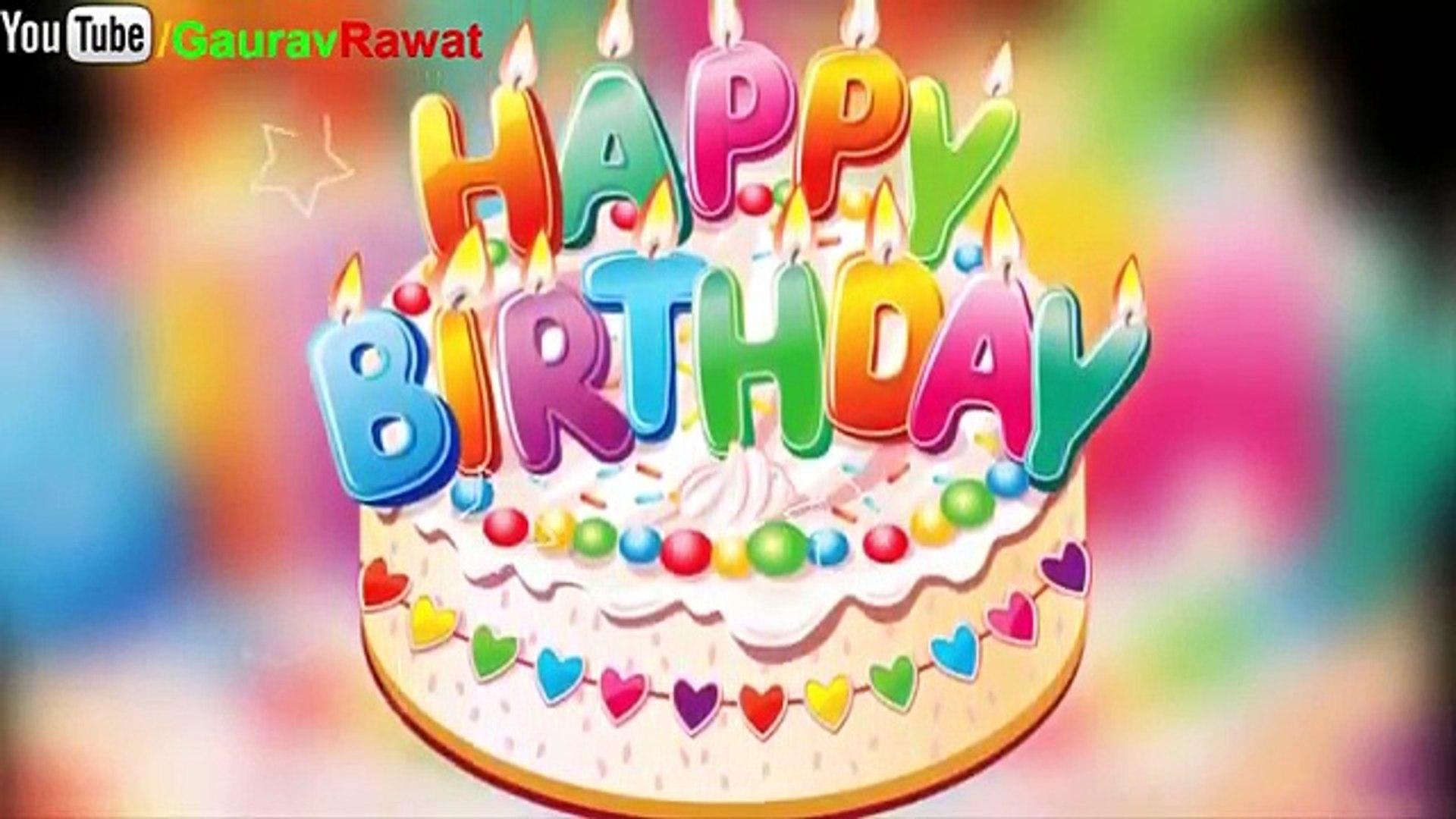 Happy Birthday Song Whatsapp Status Video Video Dailymotion