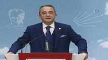 """CHP Genel Başkan Yardımcısı Tezcan: """"Khk'ları Anayasa Mahkemesine Götüreceğiz"""""""