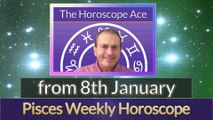 Pisces Weekly Horoscope from 8th January - 15th January 2018