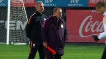 Galatasaray, Fatih Terim yönetiminde çalıştı