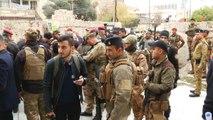 Mossoul célèbre sa première messe depuis sa libération. - 25/12/2017