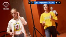 Luna Bijl Top Faces Dutch Tomboy Fashion Model Spring 2018 | FashionTV | FTV
