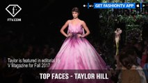 Taylor Hill Top Faces American Victoria's Secret Angel and Fashion Model | FashionTV | FTV