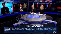 THE RUNDOWN   Honduras reportedly mulling Israel Embassy move   Monday, December 25th 2017