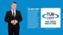 ISO 3834 Nedir - TÜRCERT