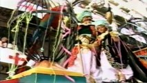 Moros y Cristianos Alcoy 1993 Capitán Moro Filá Ligeros (Canal9)