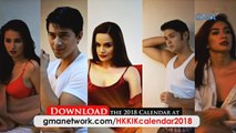 Hindi Ko Kayang Iwan Ka: Sexy Calendar Shoot