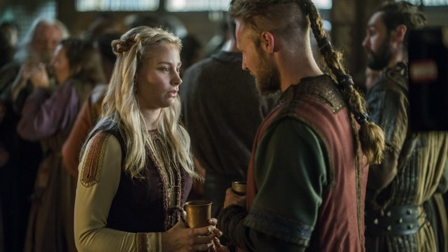 Vikings Season 5 Episode 7 (Full Moon) Streaming!!