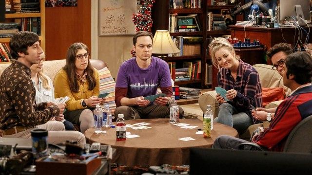 "The~Big-Bang Theory Season 11 Episode 12 Full ""The Matrimonial Metric"""
