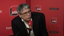 Eric Coquerel au micro de Frédéric Métézeau