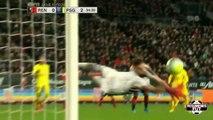 Stade Rennes vs PSG 1 4 Resumen Highlights Goles Goals 16122017
