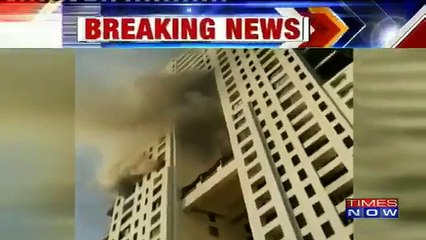 Mumbai: Fire Breaks Out At A Residential Building In Malabar Hill