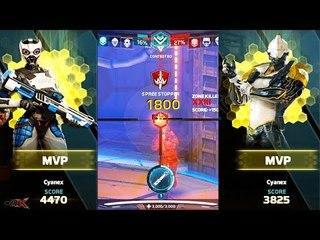 SNIPERS AGENTS ARE MVP!! | Modern Combat Versus #7