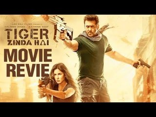 Tiger Zinda Hai Review | Movie Review By Movie Reviews | Salman Khan, Katrina Kaif
