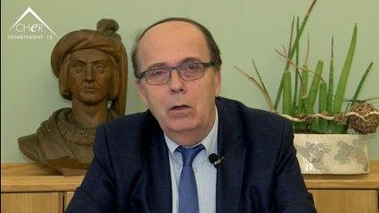 [Voeux 2018] Michel Autissier