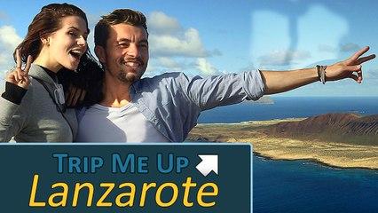 """Trip Me Up """"Week-End à LANZAROTE""""  (Alex Vizéo - Dear Caroline)"""