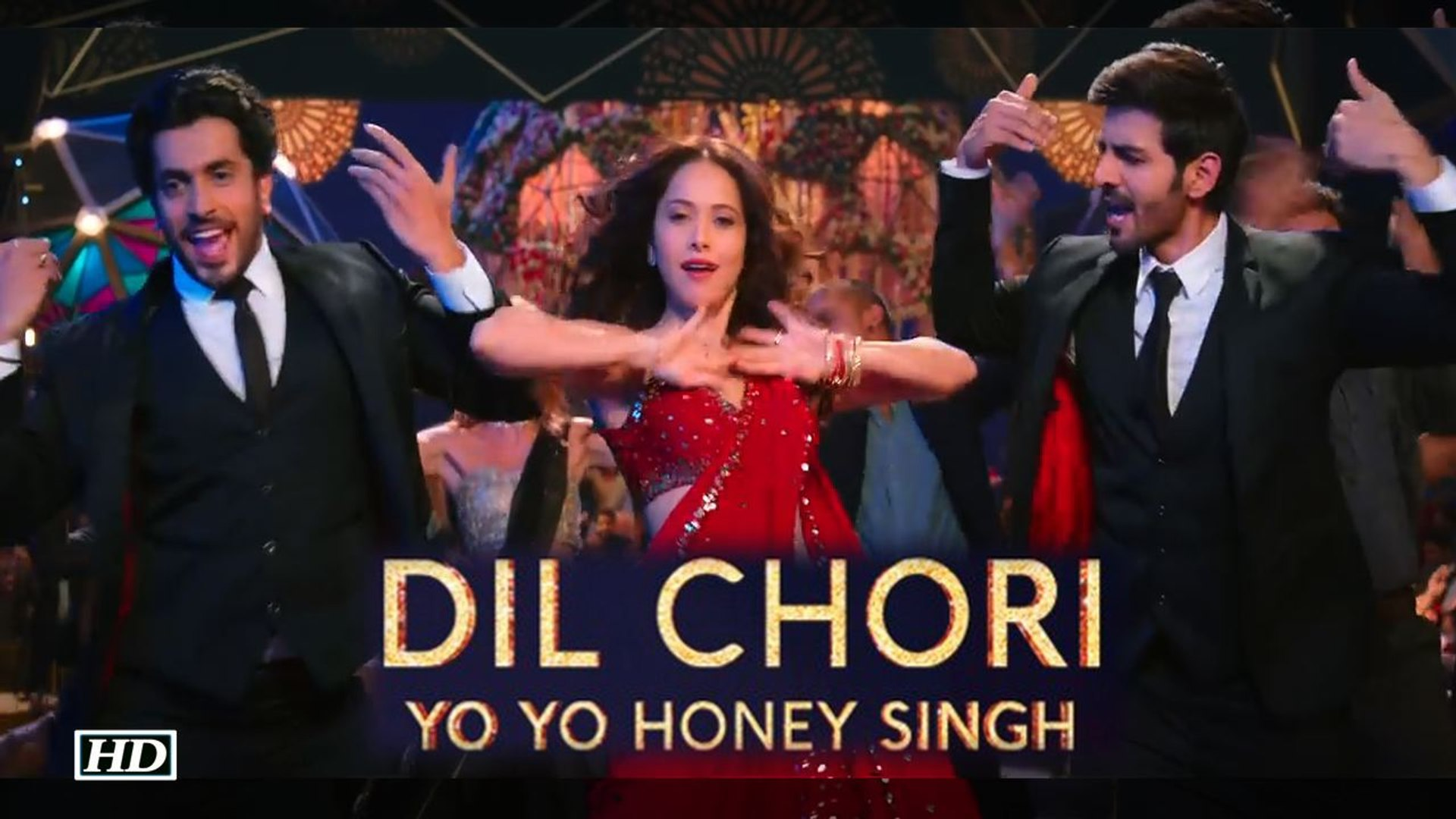 Dil Chori Song | Yo Yo Honey Punjabi track| Sonu Ke Titu Ki Sweety