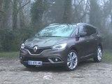 Essai Renault Grand Scénic Hybrid Assist 2017