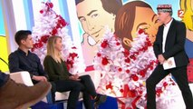 Les Z'amours : Un couple évoque son absence de rapports sexuels, Tex choqué (Vidéo)