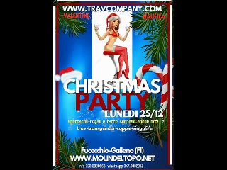 Christmas Party Drag queen show by travcompany