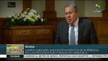 Condena Rusia injerencia de potencias occidentales en Venezuela