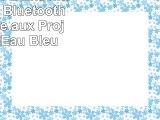JBL Charge 2  Enceinte Portable Bluetooth Résistante aux Projections dEau  Bleu