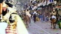 Moros y Cristianos Alcoy 1994 Capitán Moro Filá Mudéjares (Canal9)