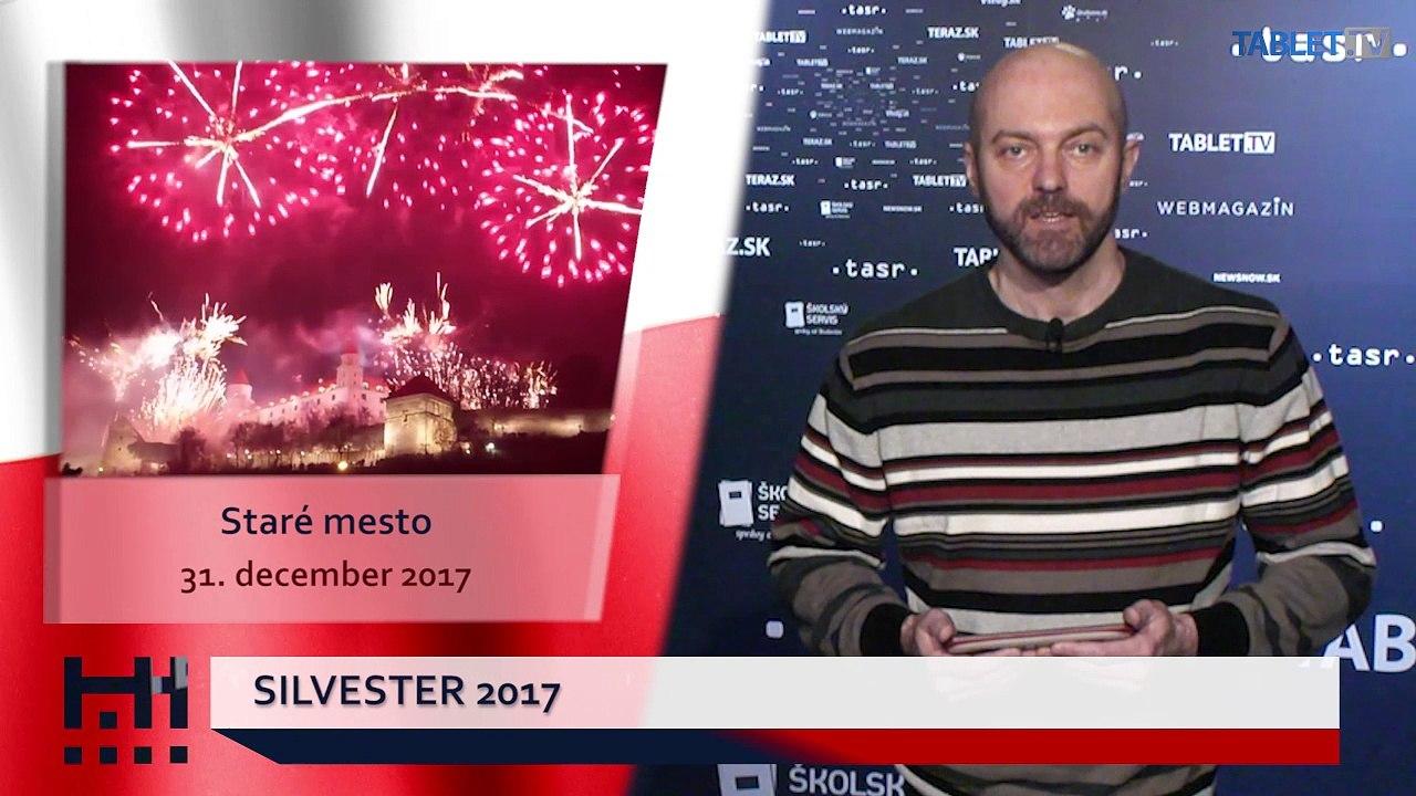POĎ VON: Silvester v Bratislave