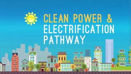 The Clean Power and Electrification Pathway | Edison International