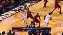 DeMarcus Cousins Racks Up A Triple Double Against The Cleveland Cavaliers (29 pt