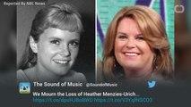 'Sound of Music' Actress Heather Menzies-Urich Dies At 68