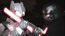 BATMAN vs KYLO REN - Real Life Superhero Movie! TheSeanWardShow   Superheroes   Spiderman   Superman   Frozen Elsa   Joker