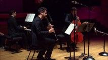 Beethoven | Trio pour piano, clarinette et violoncelle en si bémol majeur op.11 (extraits) par Alexandre Kantorow, Amaury Viduvier et Aurélien Pascal