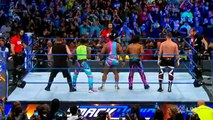 the shield and raw superstars attacks smackdown superstars & shane mcmahon wwe smackdown live november 14 2017