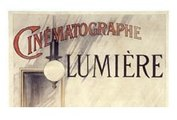 Première projection publique du Cinématographe Lumière au Grand Café de Paris