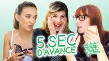 5 Secondes d'Avance - LE LATTE CHAUD
