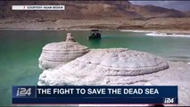 The Dead Sea story: environment advocacy and education with Noam Bedein.