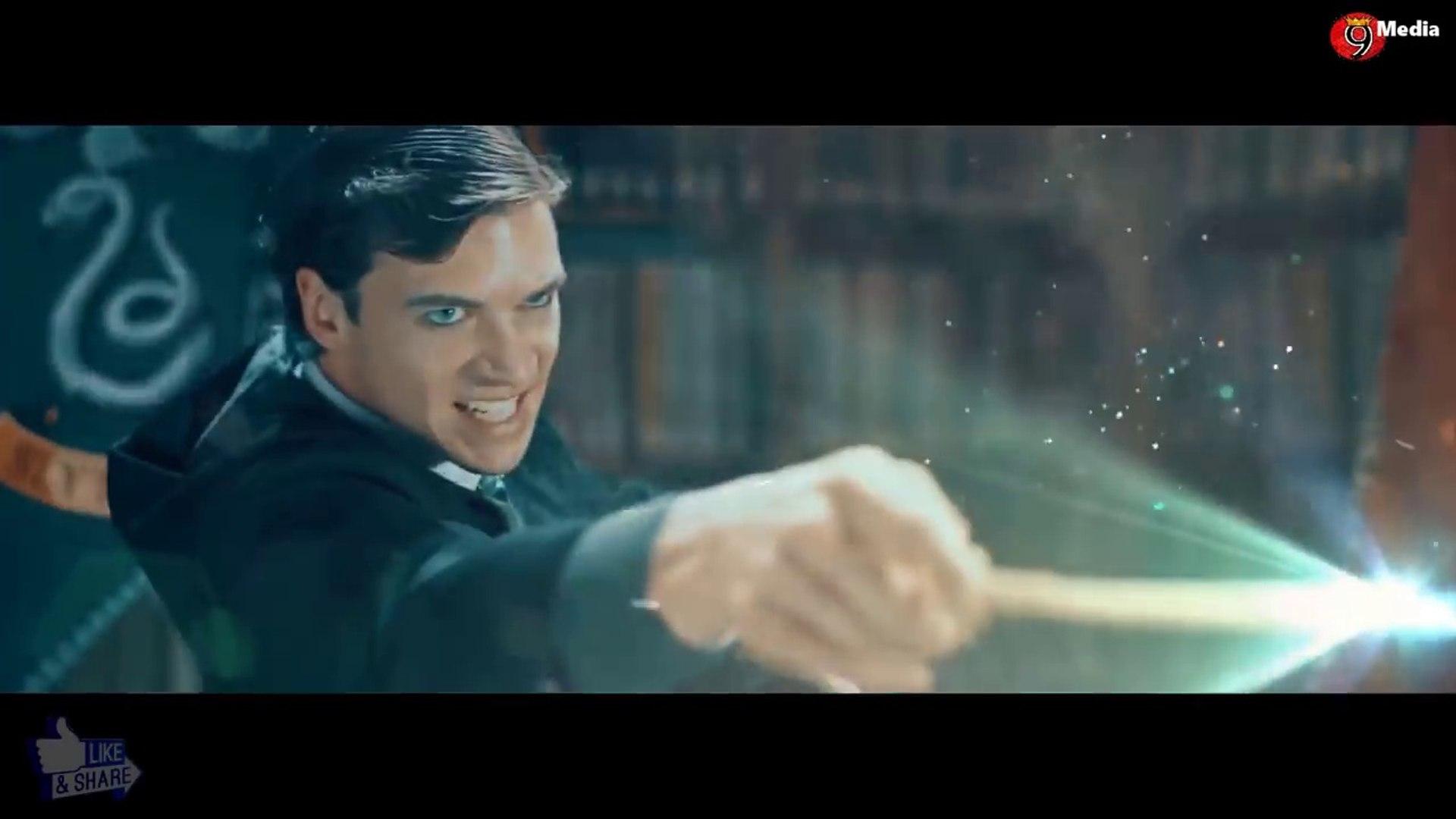 Trailer - VOLDEMORT Final Trailer (2018) Origins Of The Heir, Harry Potter New Movie HD