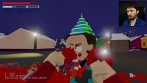 CHRISTMAS TOWN BEATDOWN - Best User Made Levels - Paint the Town Red